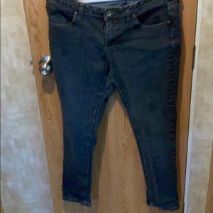A.N.A petite size 14 jeans EUC